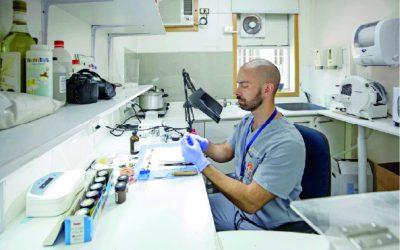 Los protesistas del estallido
